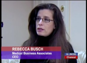 rebecca_busch_illnois_channel_healthcare_fraud_medical_business_associates